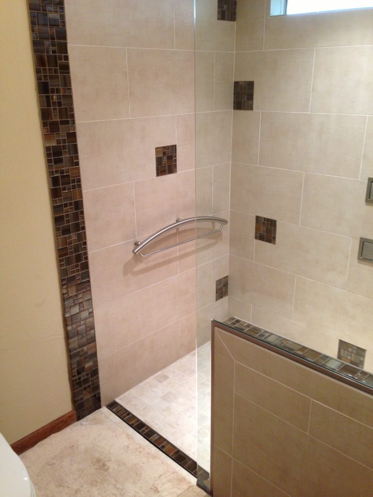 Assisted Living Shower - Shower & Bath Connection, LLC