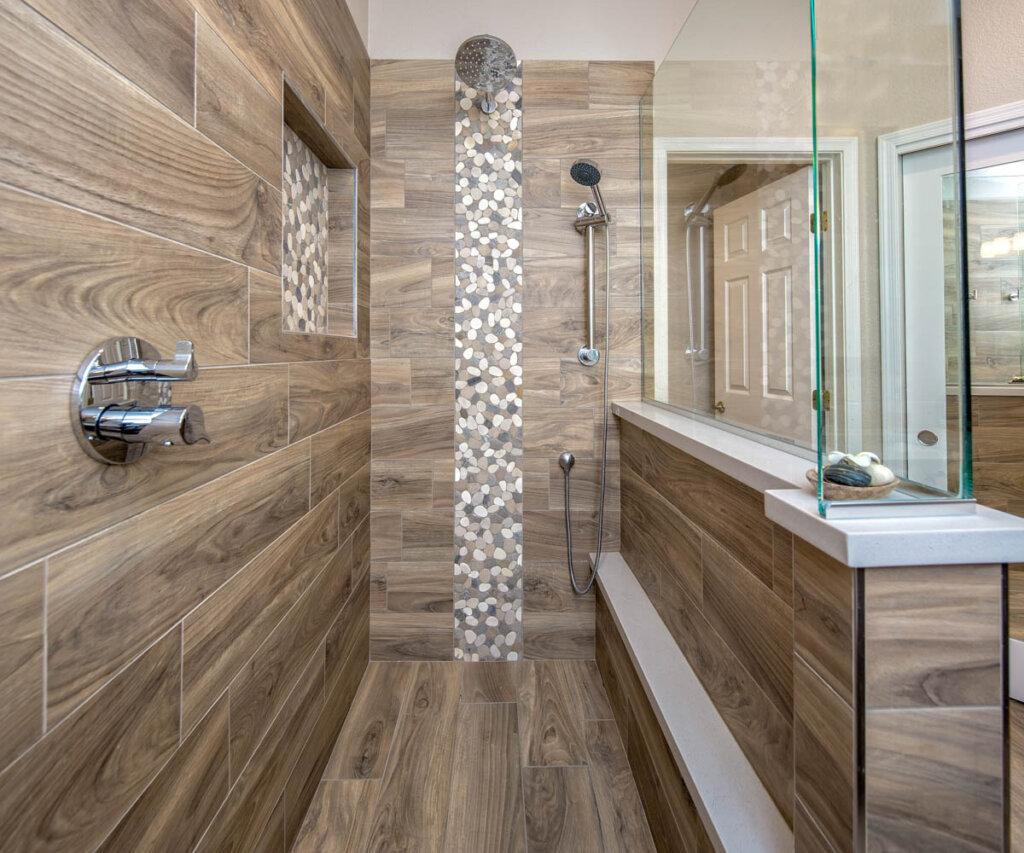 Masterbath remodel on Greenway Scottsdale 5